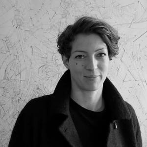 2018. Kim Habers. Winnaar van de Gerrit van Houten Atelierprijs.