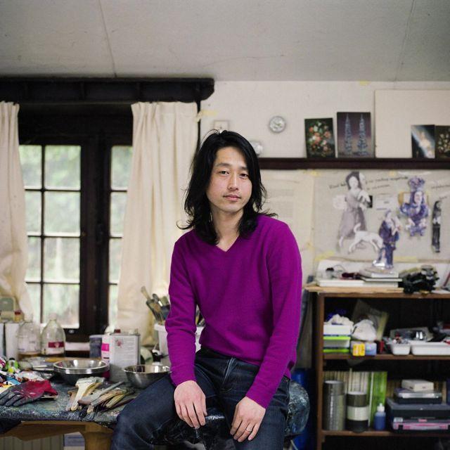 2007-2008. Hidenori Mitsue. Winnaar van het Dooyewaard Stipendium