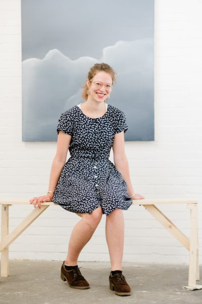 2018-2019. Rachel van Vliet. Winnaar van het Dooyewaard Stipendium.