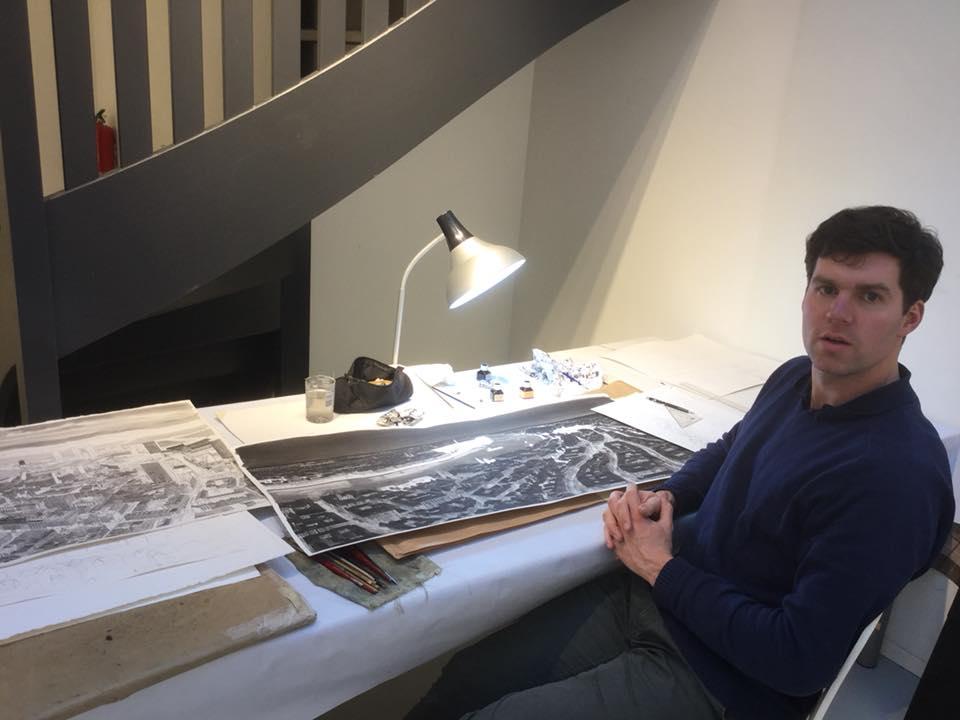 2018. Stefan Bleekrode - Atelier Mondriaan