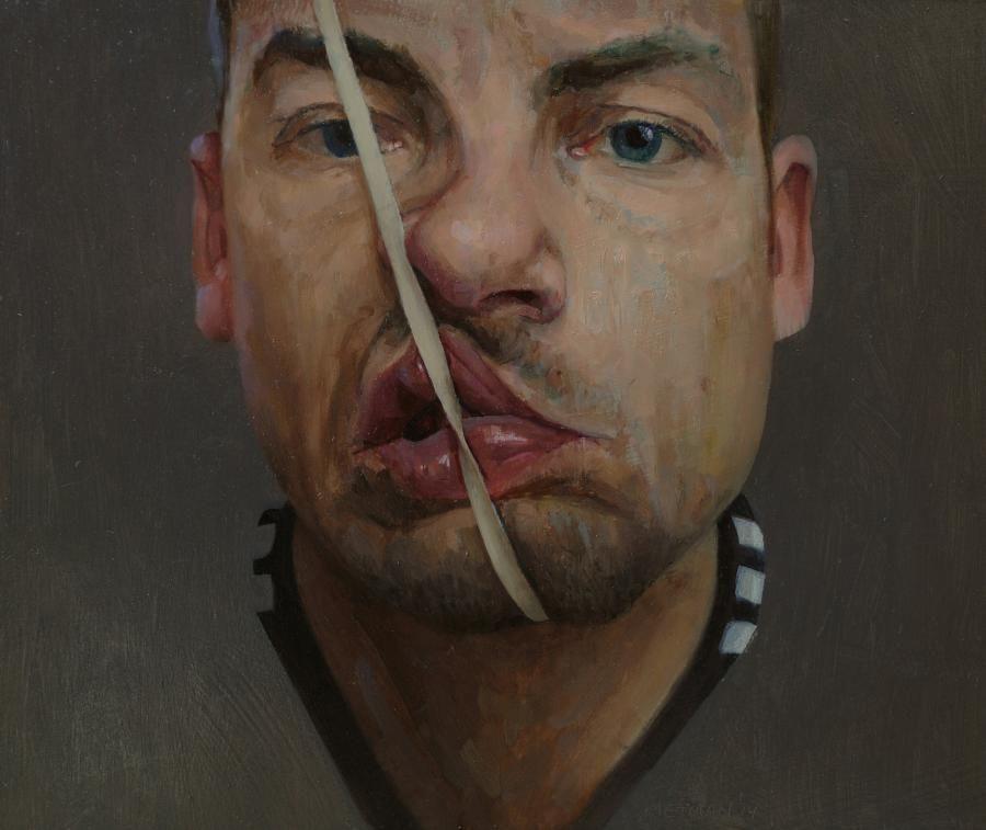2015-2018. Stijn Rietman. winnaar van de Gerrit van Houten atelierprijs.