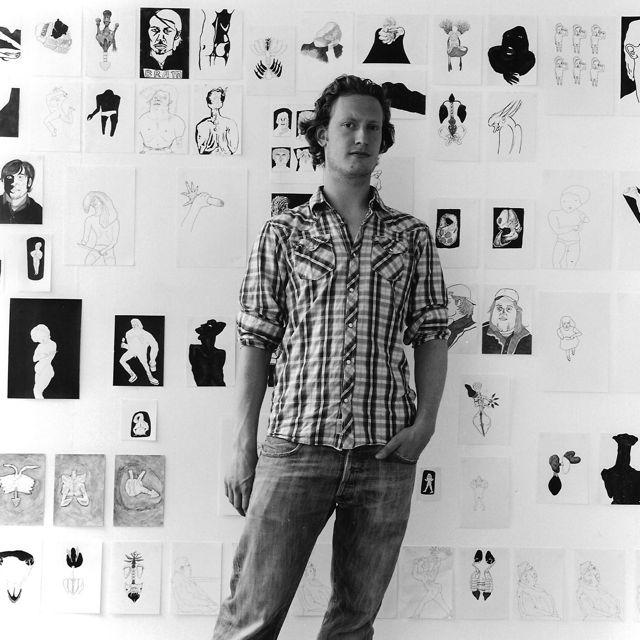 2008-2009. Wolf Aartsen. Winnaar van het Dooyewaard Stipendium.