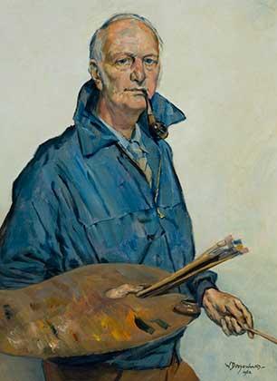 Willem Dooyewaard. Foto: Gemeente Blaricum