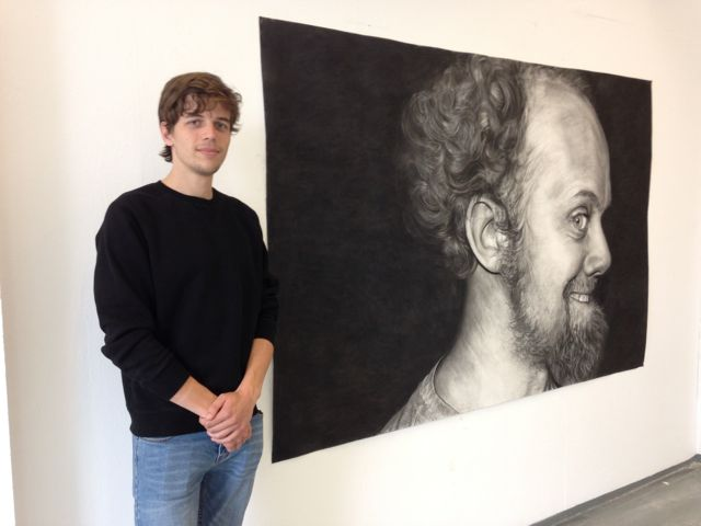 2015 - 2016. Jurre Blom. Winnaar Dooyewaard Stipendium
