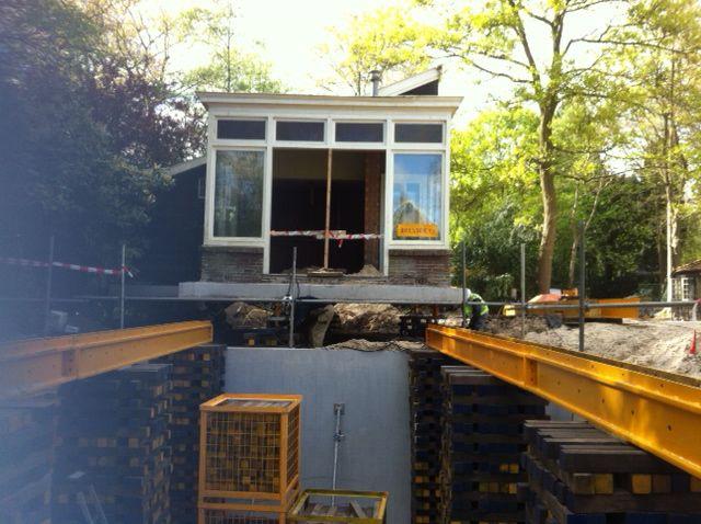 16-04-14 Atelier Hart Nibbrig 1 meter opgetild