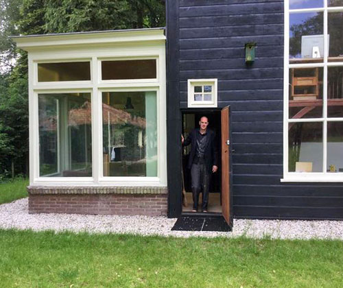 Atelier Hart-Nibbrig - Kunstenaar Mark Outjers
