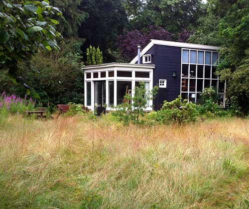 Atelier Hart Nibbrig voor de restauratie in 2012