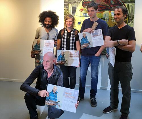 Prijswinnaars 2017 - Dooyewaard Stichting