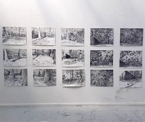 Jim-Harris-2020-pencil-series