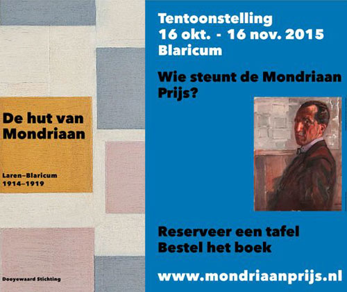 """01 Tentoonstelling """"De Hut van Mondriaan"""""""