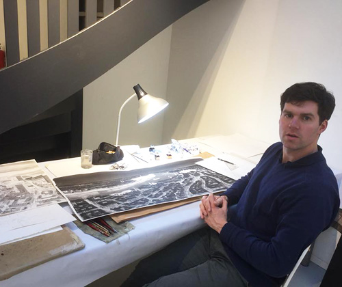 Atelier Mondriaan - Stefan Bleekrode