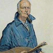 Portret Willem Dooyewaard