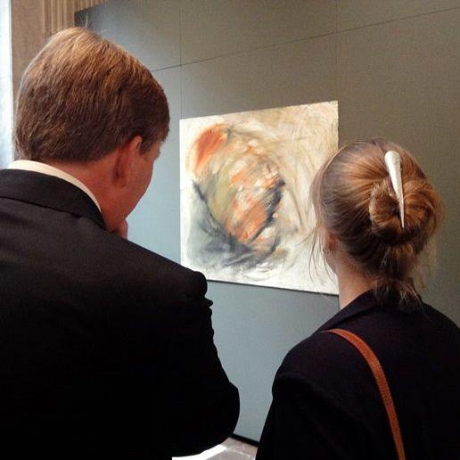 Jessica Skowroneck-Koninklijke prijs voor de schilderkunst