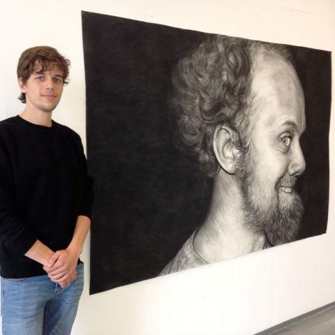 Jurre Blom-Winnaar van het Dooyewaard-Stipendium 2015-2016