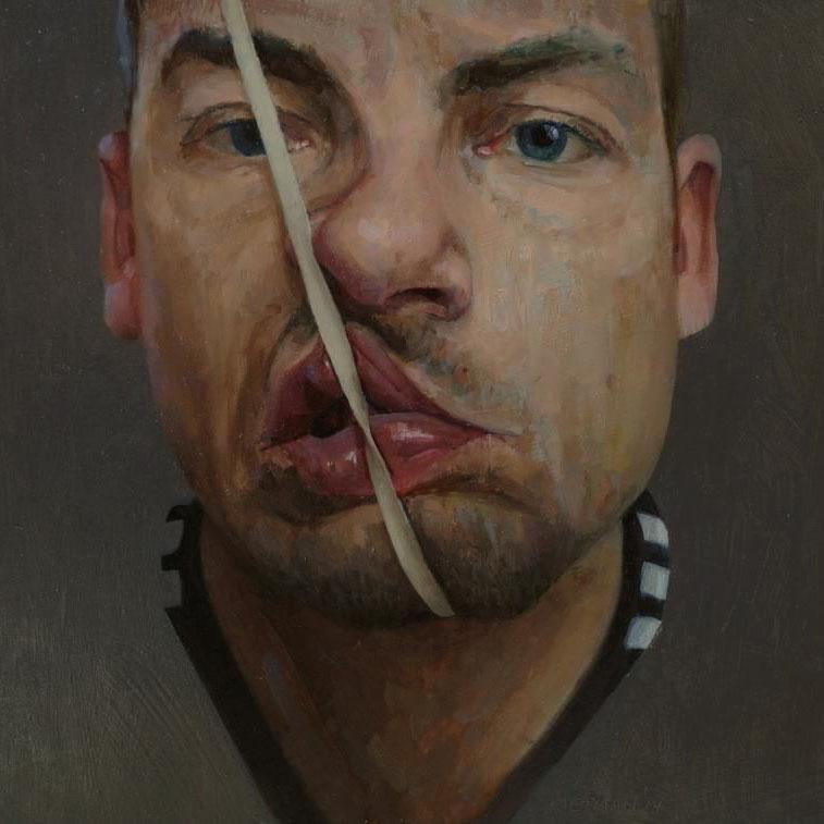 Stijn Rietman - winnaar van de Gerrit van Houten Atelierprijs