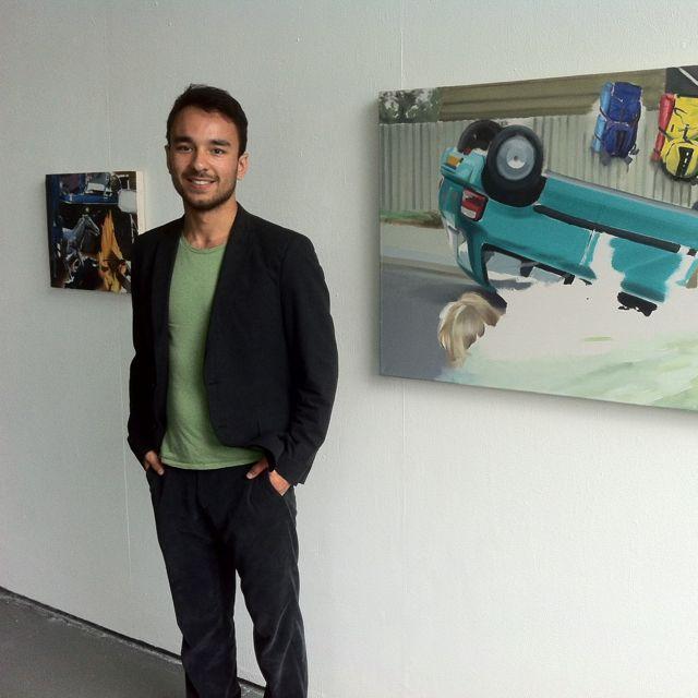 Ivor Helberg -Winnaar van het Dooyewaard Stipendium