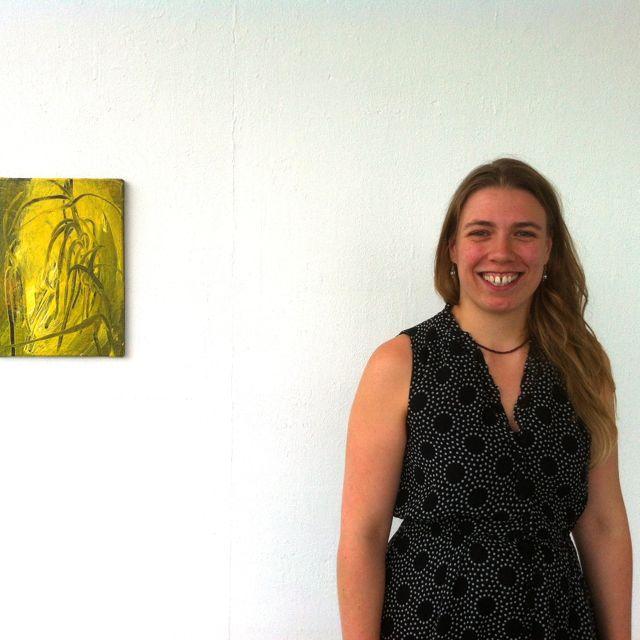 Jessica Skowroneck-Winnaar van het Dooyewaard Stipendium