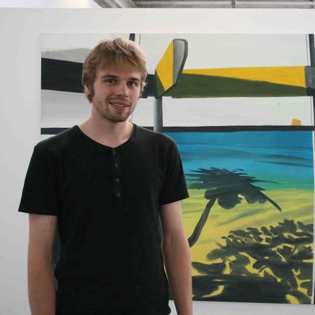 Ruben Kragt -Winnaar van het Dooyewaard Stipendium