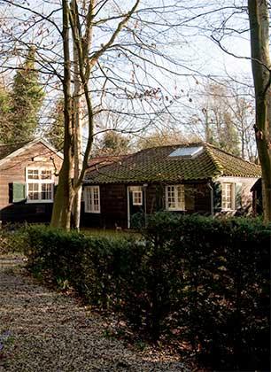 """Dooyewaard Stichting en """"de Hutten""""."""