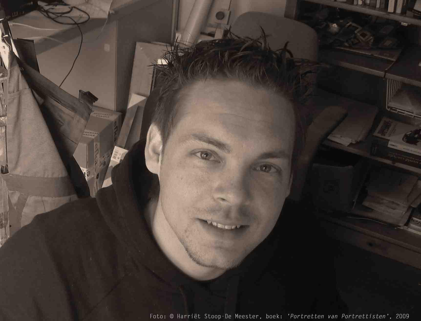 Stijn Rietman - Winnaar van het Dooyewaard Stipendium