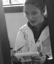 1999-2000. Marijke Sjollema. Winnaar van het Dooyewaard Stipendium