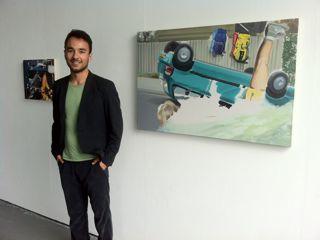 2012-2013. Ivor Helberg. Winnaar van het Dooyewaard Stipendium