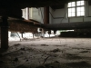10-04-14 Espinette- De muur van atelier Espinette is overgenomen op spindels. Komende week brengt Bresser de wapening aan