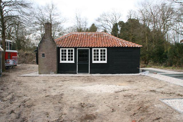 Maart 2015 Atelier Mondriaan-restauratie bijna voltooid
