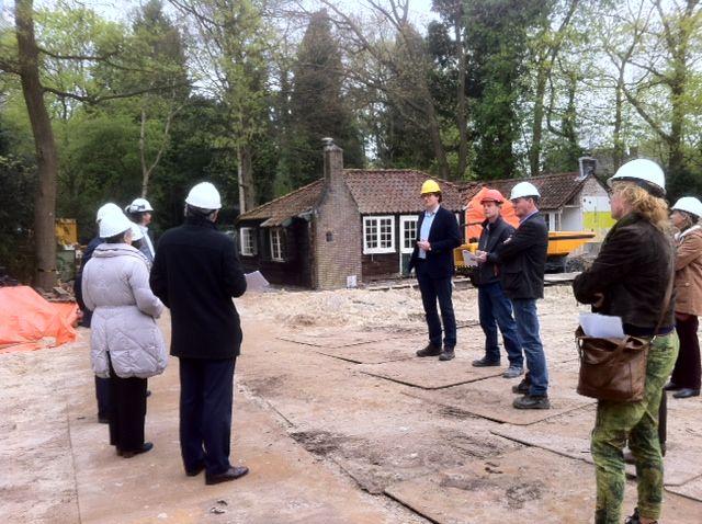 14-04-14 Voorlichting op de bouwplaats-Atelier Mondriaan
