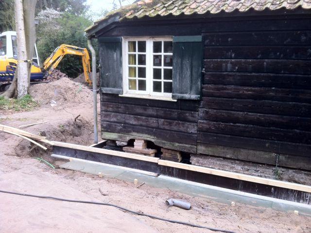 31-03-14 Voorbereiding restauratie Mondriaan Atelier
