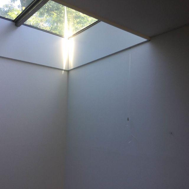 Atelier Mondriaan in de laatste fase van de restauratie