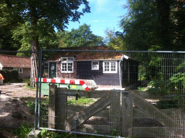 September 2014 De Mondriaan verplaatst
