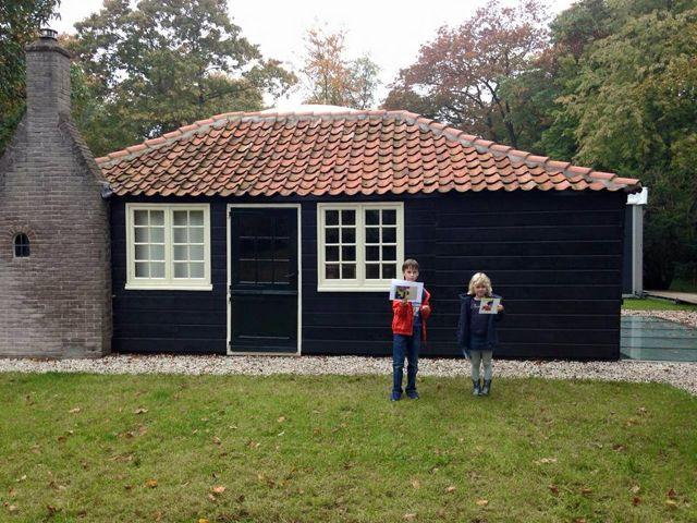 """""""De Hut van Mondriaan"""" tentoonstelling 2015-KIdscorner 1"""