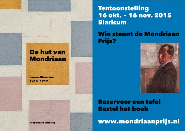 """""""De Hut van Mondriaan"""" Publicatie"""