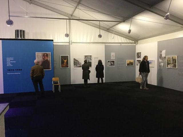 """""""De Hut van Mondriaan"""" tentoonstelling 2015"""