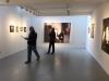 """""""De Hut van Mondriaan"""" tentoonstelling 2015-expo jong talent bezoekers"""
