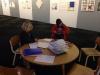 """""""De Hut van Mondriaan"""" tentoonstelling 2015-KIdscorner"""