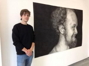 Jurre Blom-Winnaar van het Dooyewaard Stipendium 2015-16:foto 1