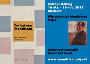 Tentoonstelling De Hut van Mondriaan