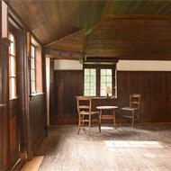 Hut van Mondriaan - Dooyewaard Stichting