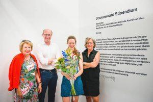 2018 Rachel van Vliet wint het Dooyewaard Stipendium