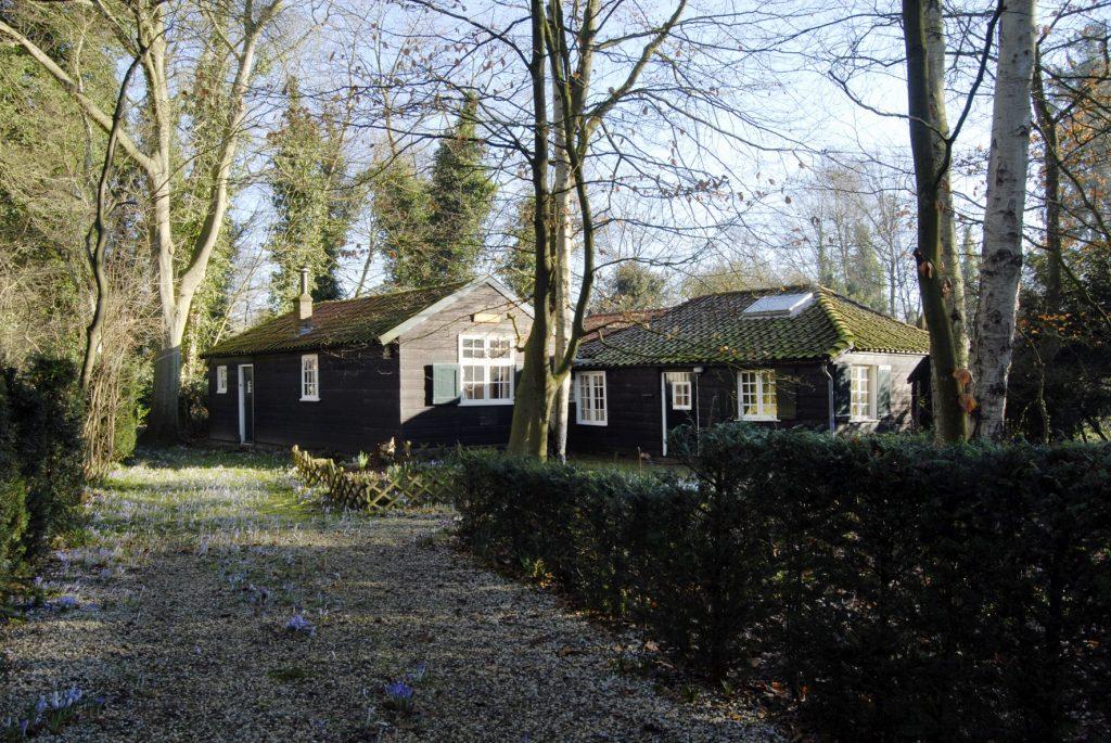 Hutten van de Dooyewaard Stichting in 2008. Foto Herman van Doorn.